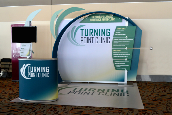 Turning Point 10 Foot Display