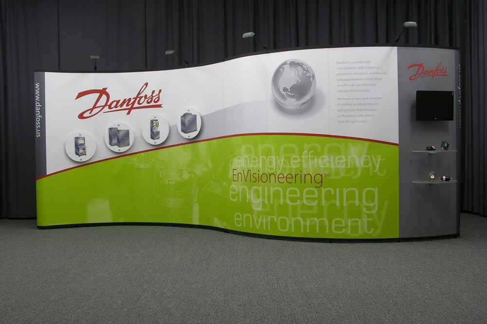 Danfoss Inline Display