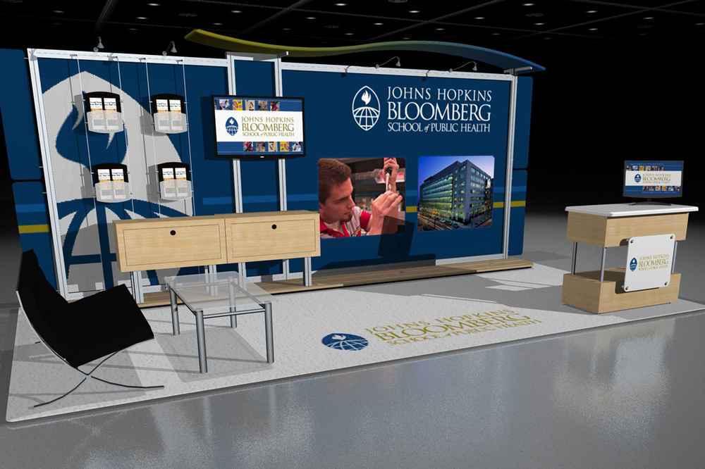 JHU Bloomberg Inline Display