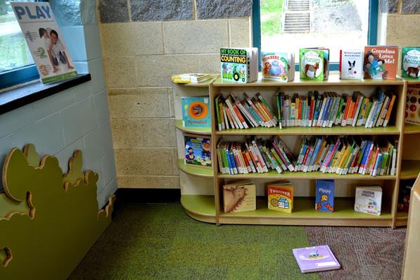Carroll County Library Custom Exhibits
