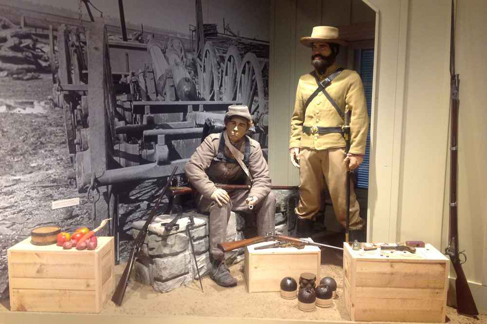 Maryland Dept of General Services Museum Exhibit