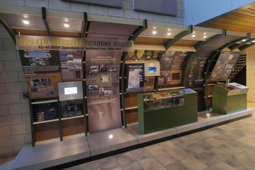 MRSEA Museum Exhibit