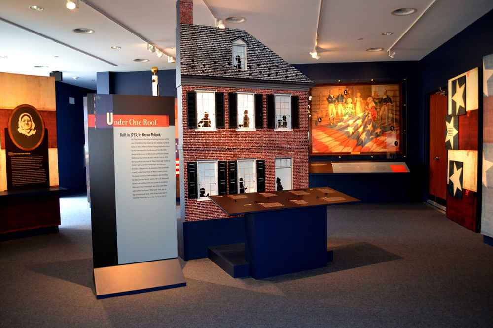 Star Spangled Banner Museum Exhibit