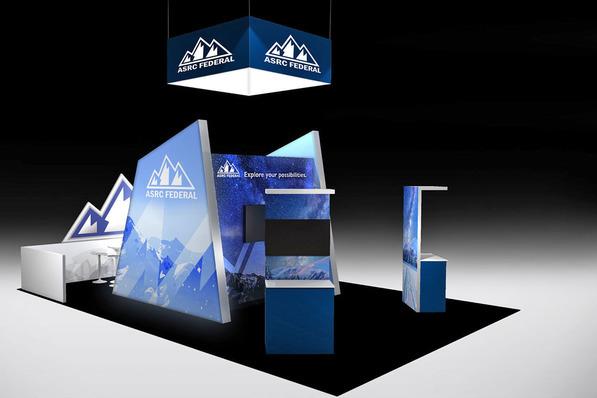 ASRC Federal Rental Display