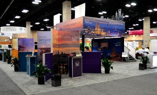 Adventist Mission Rental Display