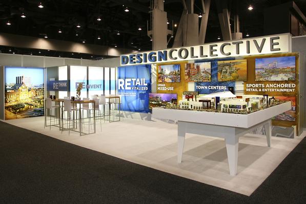Design Collective Rental Display