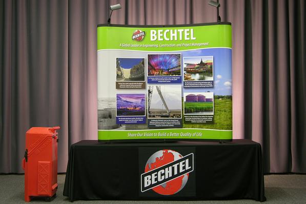 Betchtel Table Top Display