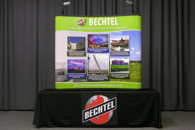 Betchtel Trade Show Display