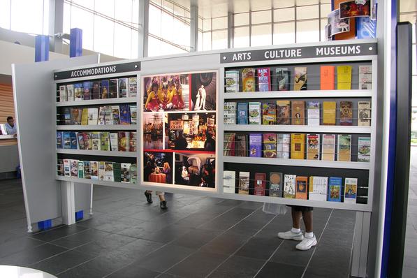 BACVA Visitor Center Exhibit