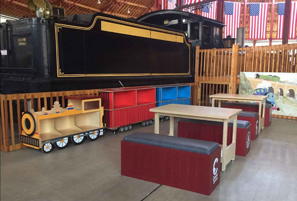 Project of the Month: B&O Railroad Museum
