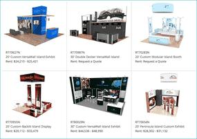 Rental Displays